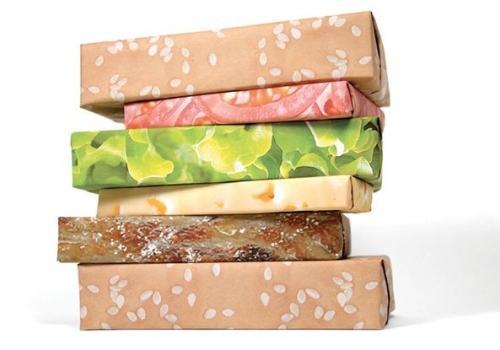 Gift Couture, le papier cadeau gourmand…