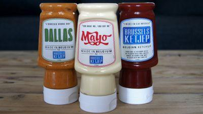 Sauces Brussels Ketjep