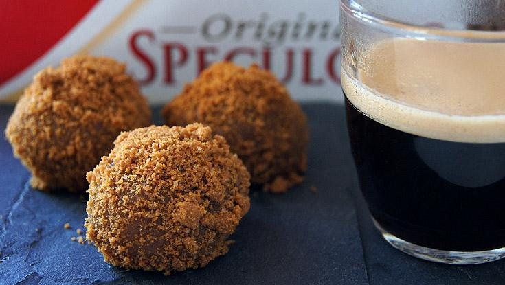 Truffes aux Speculoos