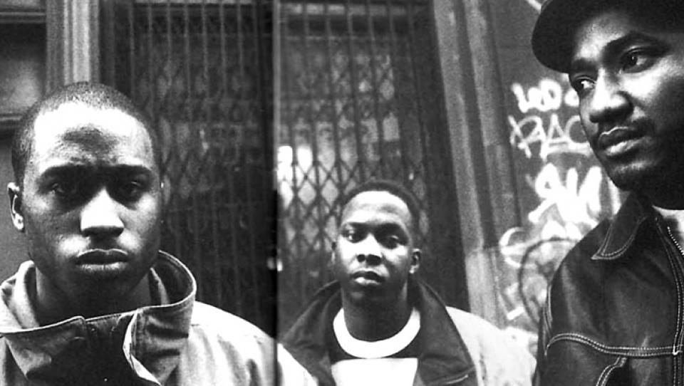 A Tribe Called Quest Video Tape par Dj Cable